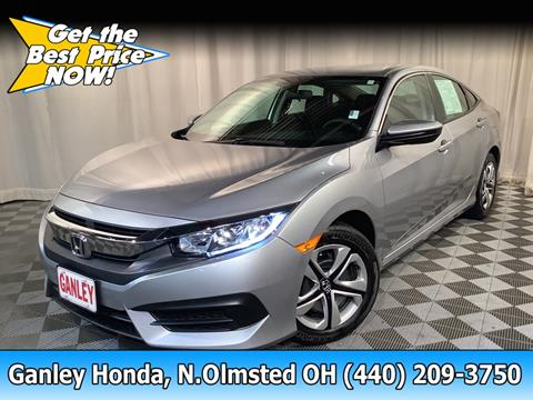 2017 Honda Civic for sale in North Olmsted, OH