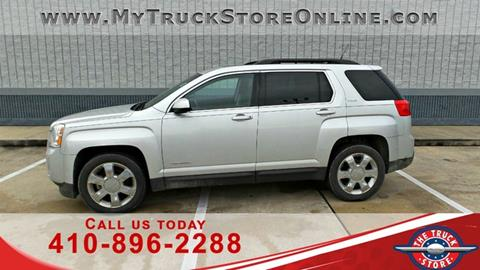 2012 GMC Terrain for sale in Delmar, MD