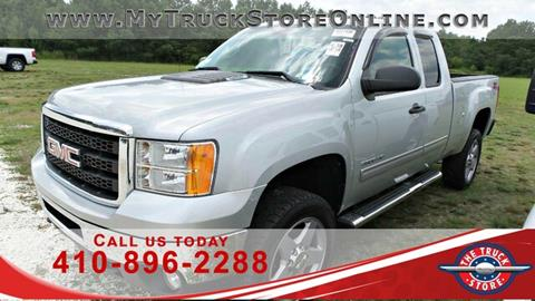 2011 GMC Sierra 2500HD for sale in Delmar, MD