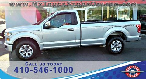 2017 Ford F-150 for sale in Delmar, MD