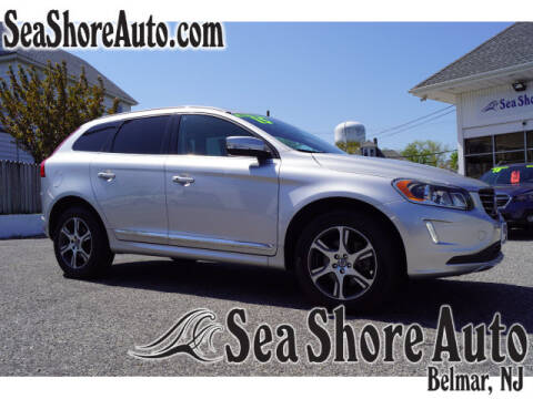 2015 Volvo XC60 T6 for sale at Sea Shore Auto in Belmar NJ