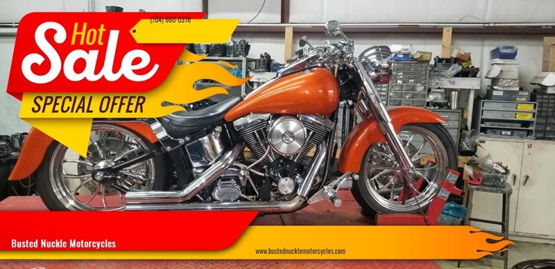 1997 Harley-Davidson Fatboy