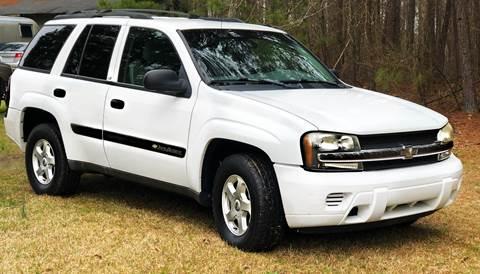 Trailblazer For Sale >> Chevrolet Trailblazer For Sale In Powder Springs Ga