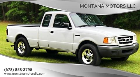 2001 Ford Ranger for sale in Powder Springs, GA