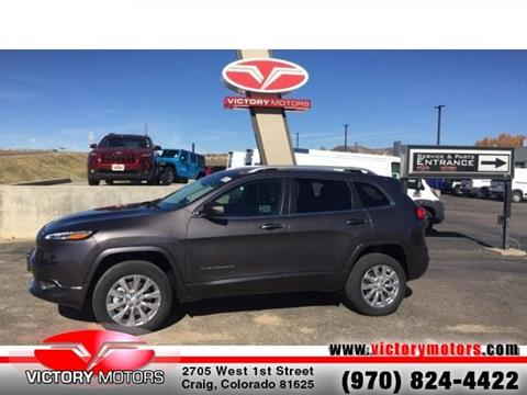 2018 Jeep Cherokee for sale in Craig, CO