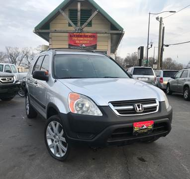 2003 Honda CR-V for sale in Mchenry, IL