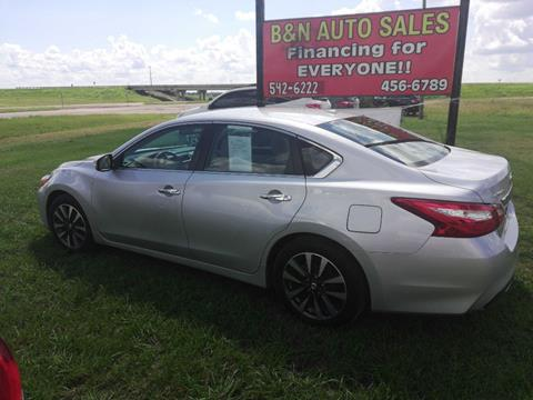 2017 Nissan Altima for sale in Houston, MS