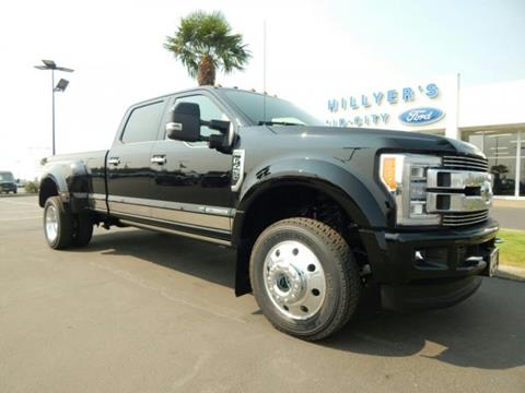 2018 Ford F-450 Super Duty for sale in Woodburn, OR