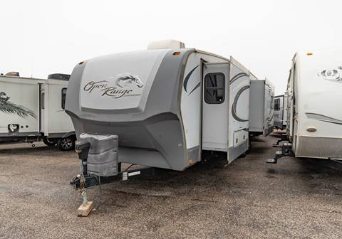 2012 Palomino Open Range for sale in Willow Park, TX