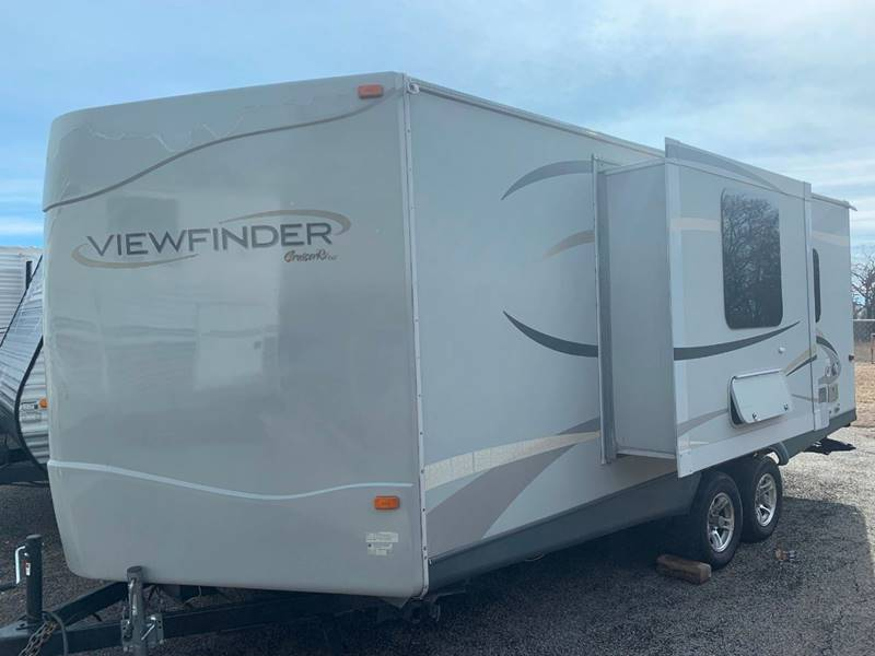 2011 Cruiser RV Viewfinder 21FB