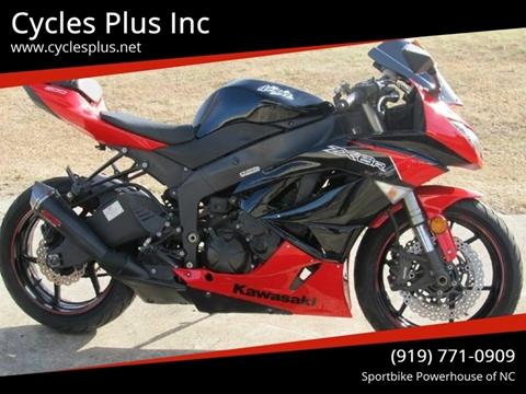 Used 2011 Kawasaki Ninja Zx 6r For Sale In Ontario Ny Carsforsale