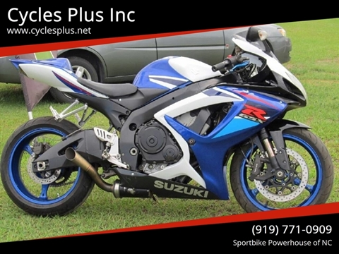 Suzuki For Sale in Garner, NC - Cycles Plus Inc