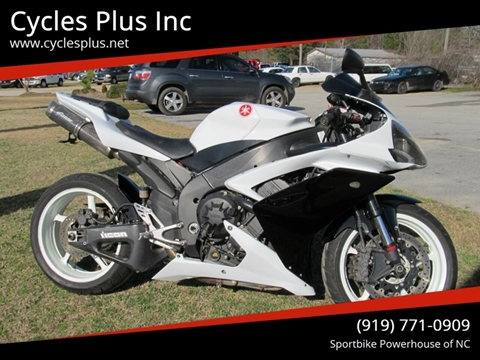 Yamaha For Sale in Garner, NC - Cycles Plus Inc