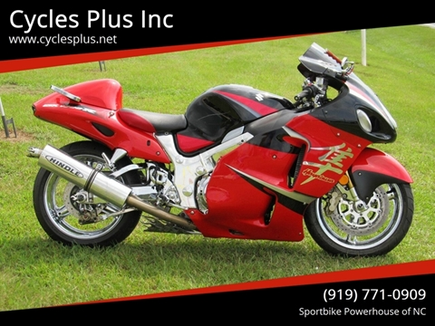 2005 Suzuki Hayabusa for sale in Garner, NC