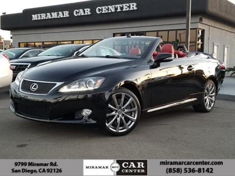 used lexus is 350c for sale - carsforsale®