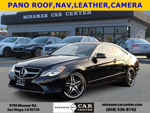 used mercedes-benz e-class for sale in san diego, ca - carsforsale®
