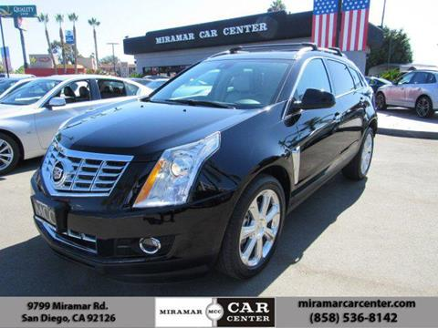 2015 Cadillac SRX for sale in San Diego, CA