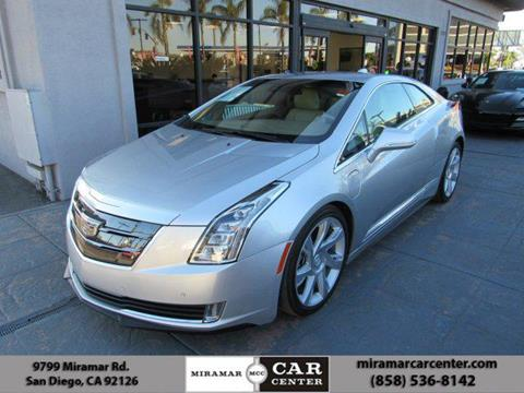 2016 Cadillac ELR for sale in San Diego, CA