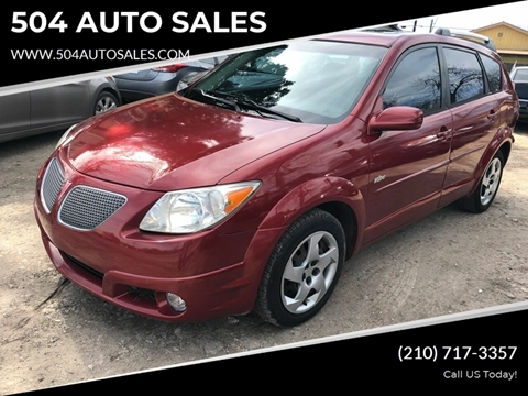 2005 Pontiac Vibe for sale in San Antonio, TX