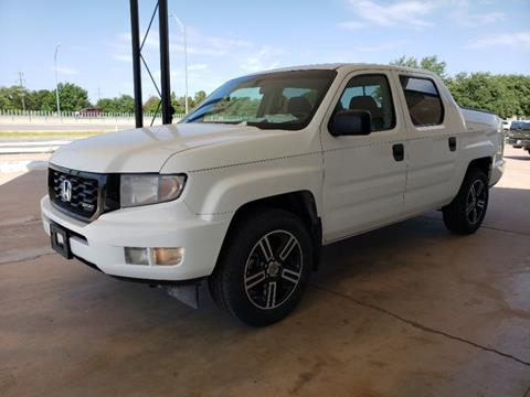 2012 Honda Ridgeline for sale in Abilene, TX