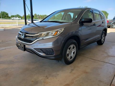 2016 Honda CR-V for sale in Abilene, TX