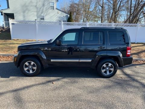 2008 Jeep Liberty for sale in Runnemede, NJ