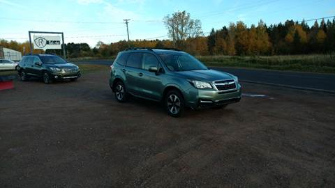 2018 Subaru Forester for sale in Ironwood, MI