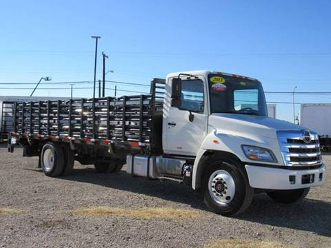 2013 Hino 268 for sale in Mckinney, TX