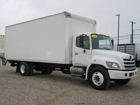 98fc7d3a2e Used Box Trucks For Sale - Carsforsale.com®