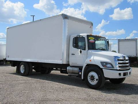 2016 Hino 268 for sale in Mckinney, TX