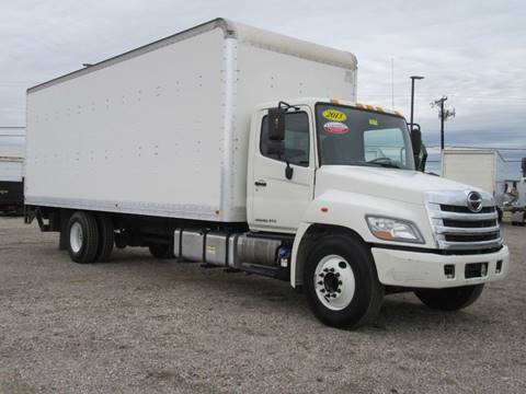 2013 Hino 268A for sale in Mckinney, TX