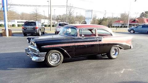 1956 Chevrolet Bel Air For Sale Carsforsale