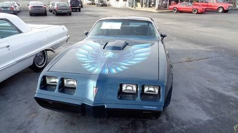 1979 Pontiac Trans Am for sale in Thomasville, NC