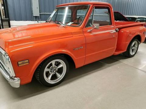 1972 Chevrolet C/K 1500 Series for sale at Carolina Classics & More in Thomasville NC