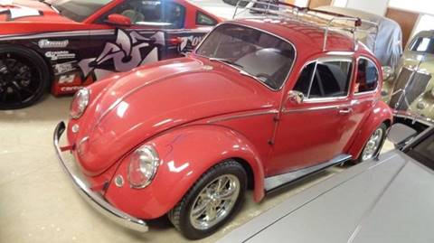 1966 Volkswagen Beetle for sale at Carolina Classics & More in Thomasville NC