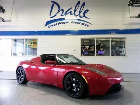 2010 Tesla Roadster For Sale In Peotone Il