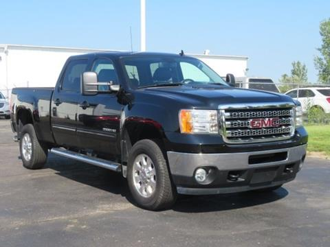 2014 GMC Sierra 2500HD for sale in Alma, MI