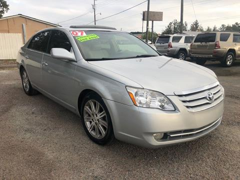 2007 Toyota Avalon for sale at Harry's Auto Sales, LLC in Goose Creek SC