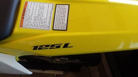 2019 Suzuki DR-Z125 L