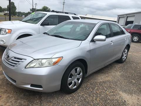2008 Toyota Camry for sale in Luverne, AL