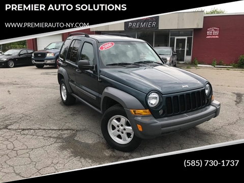 2006 Jeep Liberty for sale in Spencerport, NY