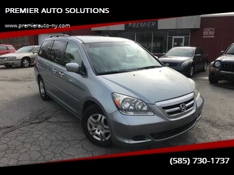 2007 Honda Odyssey for sale in Spencerport, NY