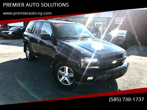 PREMIER AUTO SOLUTIONS – Car Dealer in Spencerport, NY