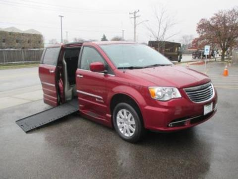 2014 Chrysler Town and Country for sale in Niles, IL