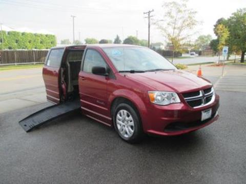 2015 Dodge Grand Caravan for sale in Niles, IL