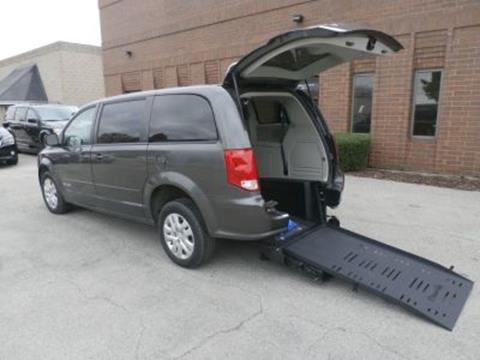 2016 Dodge Grand Caravan for sale in Villa Park, IL