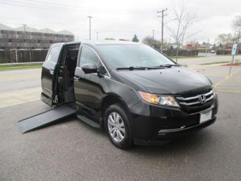 2014 Honda Odyssey for sale in Niles, IL