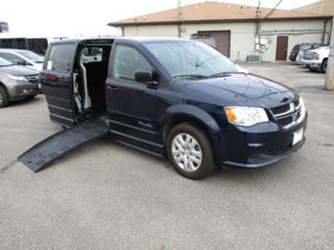 2016 Dodge Grand Caravan for sale in Plainfield, IL