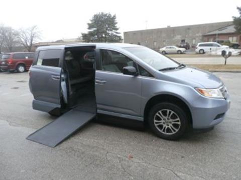 2011 Honda Odyssey for sale in Villa Park, IL