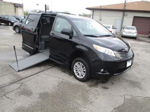 2015 Toyota Sienna for sale in Plainfield, IL